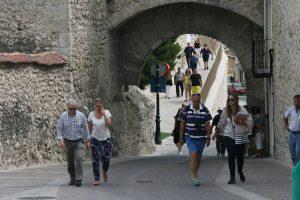 canaleja-turista