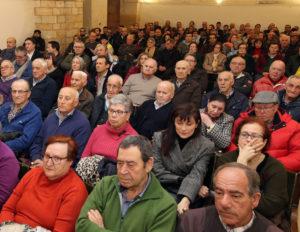 santa maria la real de nieva 06/02/19 Presentación de la empresa bio ammo en santa maria la real de nieva